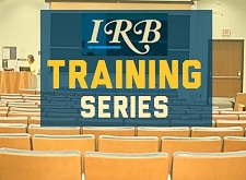 IRB Training Series