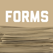 IRB Forms Page