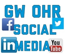 GW OHR Social Media promotion image