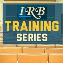 IRB Training Series image